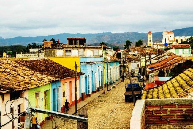 Les rues de Trinidad reflètent son passé colonial