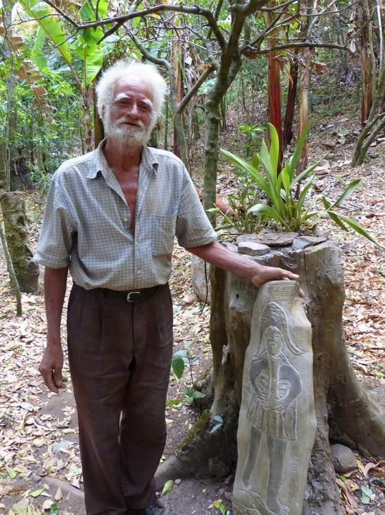 Don Alberto, le facteur cheval du Nicaragua